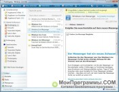 Windows Live Mail скриншот 3