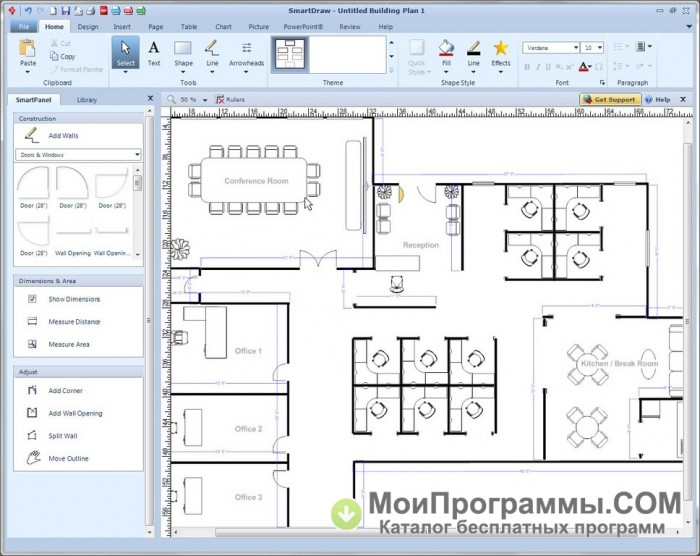smartdraw full version free download crack for windows