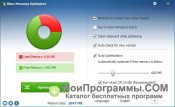 Скриншот Wise Memory Optimizer