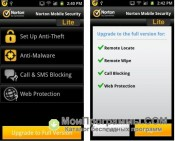 Norton Mobile Security скриншот 3
