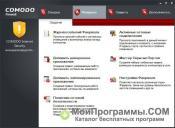 Скриншот Comodo