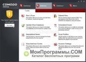 Скриншот Comodo AntiVirus
