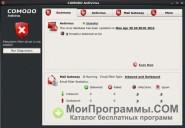 Comodo для Linux скриншот 3