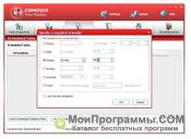 Скриншот Comodo Time Machine