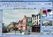Скриншот PaintShop Pro
