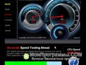 CPU Speed Professional скриншот 2