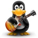Редактор нотных партитур для гитары TuxGuitar