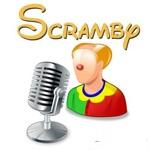 Приложение для преобразования голоса Scramby