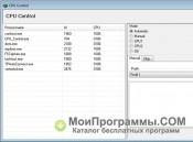 CPU-Control скриншот 2