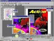 Скриншот CorelDRAW