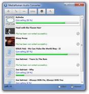 MediaHuman Audio Converter скриншот 4