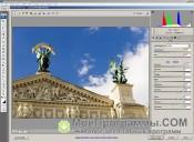 Скриншот Adobe Camera Raw