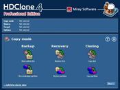 HDClone скриншот 2