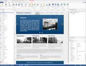 WYSIWYG Web Builder скриншот 2