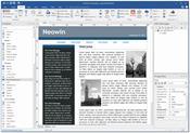 WYSIWYG Web Builder скриншот 4