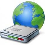 Программа для увеличения скорости интернет соединения NetScream