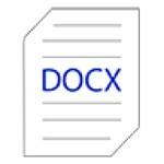 Программа для чтения текстовых файлов прикрепляемых к письмам электронной почты Docx Reader