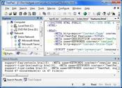 TextPad скриншот 3