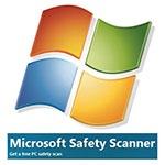 Microsoft Safety Scanner для Windows 10