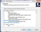 Dual Monitor Taskbar скриншот 3