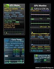 GPU Monitor скриншот 1
