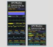 GPU Monitor скриншот 2
