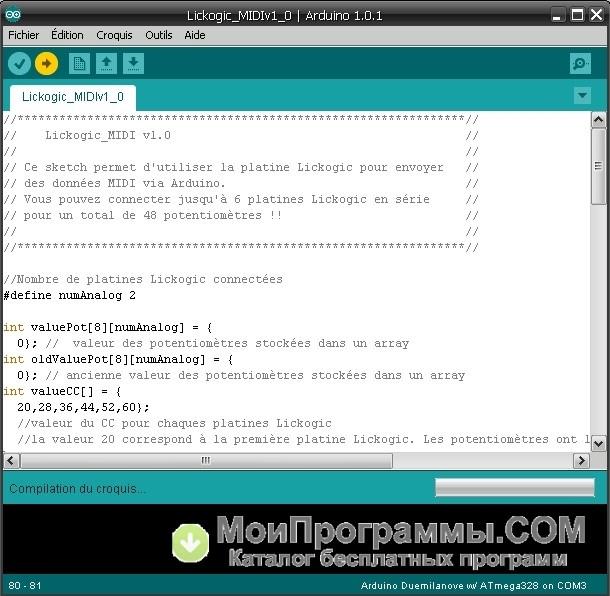 Arduino для windows скачать бесплатно русская версия