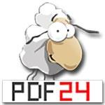 Программа для создания PDF PDF24 Creator