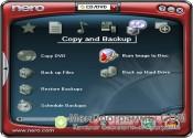 Nero StartSmart скриншот 1