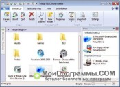 Скриншот Virtual CD