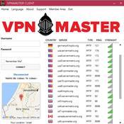 VPN Master скриншот 2