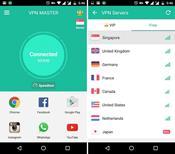 VPN Master скриншот 3