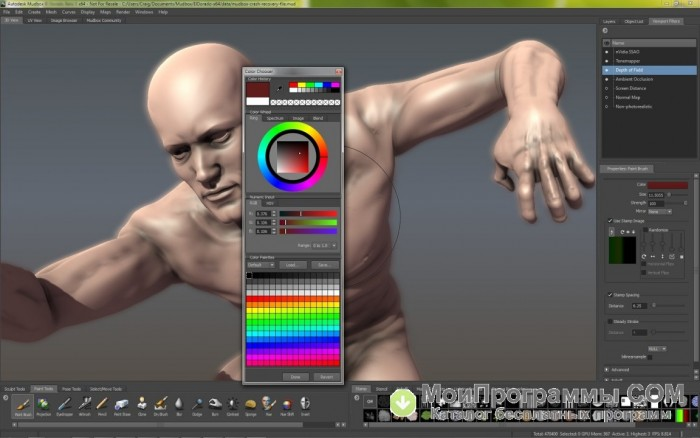 Download images: buy zbrush character creation: advanced digital sculpting (images)