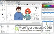 Synfig Studio скриншот 1