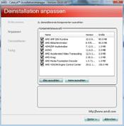 AMD Catalyst Install Manager скриншот 4