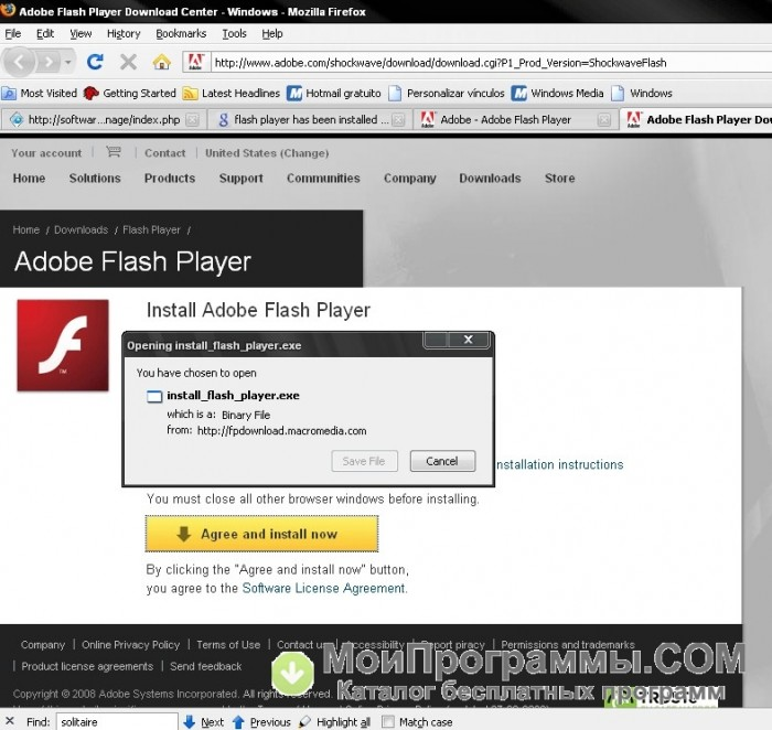 Flash Player Mozilla Firefox Free Download