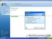 Скриншот AVG для Windows 7