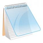 Текстовый редактор Notepad