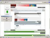 SeaMonkey для Linux скриншот 3