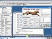 Скриншот Lazarus