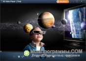 Скриншот 3D Video Player