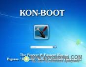 Kon-Boot скриншот 1