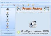 Скриншот Format Factory
