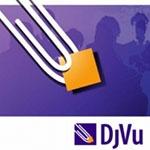 Программа для просмотра книг DjVu Reader