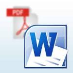 Текстовый редактор PDF to Word Converter