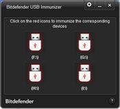 Bitdefender USB Immunizer скриншот 2
