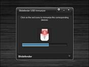 Bitdefender USB Immunizer скриншот 3
