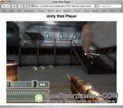 Unity Web Player скриншот 1