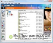 PC Inspector File Recovery скриншот 1