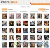 PhotoFunia скриншот 3